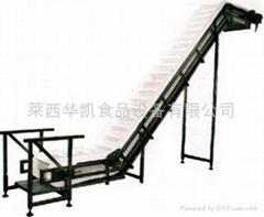 Multi-tilt bucket conveyor