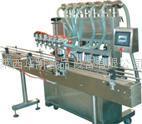 直线式多头液体灌装机