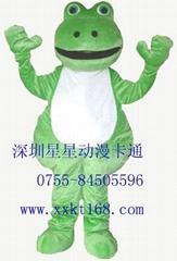 深圳星星婚庆卡通服装