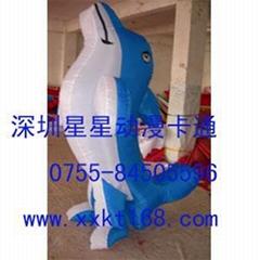 深圳星星人物卡通服装