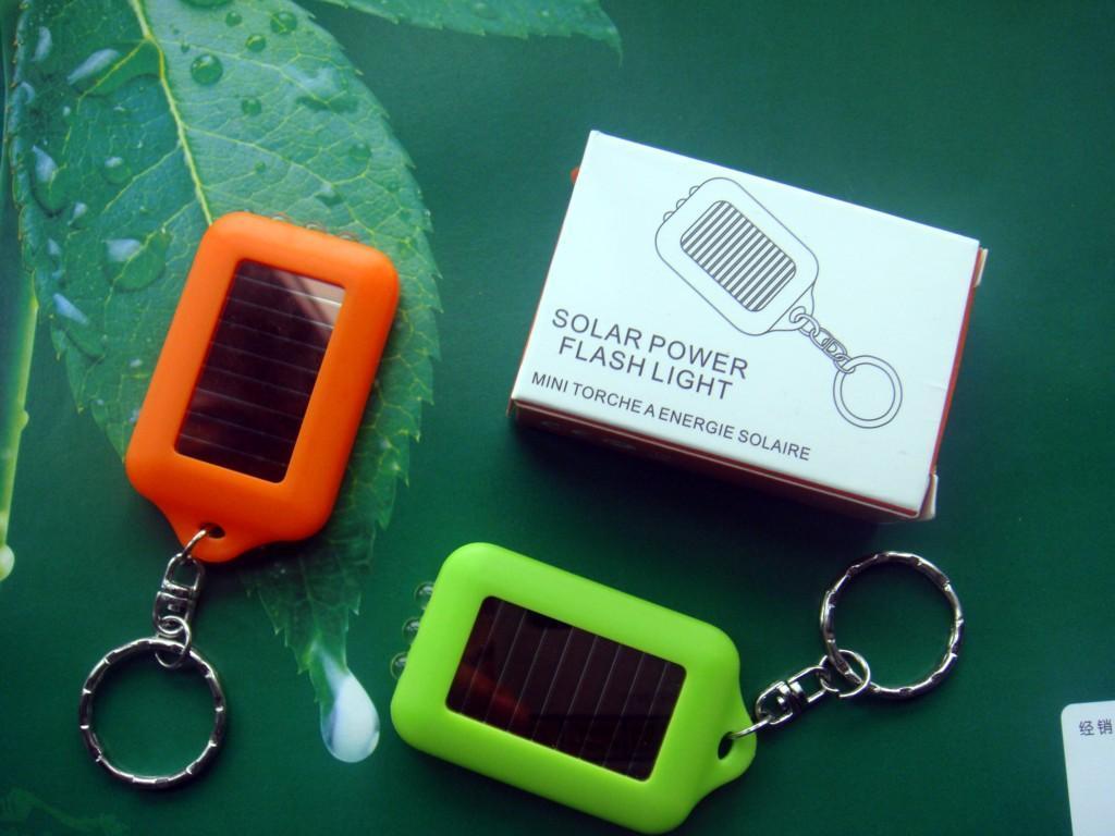 LED SOLAR ENERGY FLASHLIGHT 3
