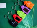 Solar Flashlight And Charger    3