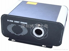 DMX512金卤灯150W自联光纤灯专用导光机