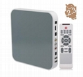 Brand New Google Android TV box with Android 2.3 WiFi Flash Player online stream