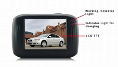 Car DVR With GPS SC-502DV-G