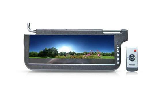 Sun Visor TFT LCD Monitor SC-1220  2
