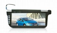 Car Sun Visor TFT LCD Mo