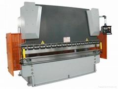 WC67Y-100Ton Hydraulic Press Brake