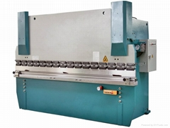 WC67Y-125Ton Hydraulic Press Brake (Hot Product - 1*)