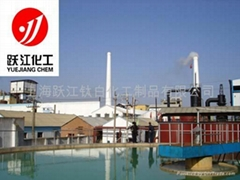 Shanghai Yuejiang Titanium Chemical Manufacturer CO.,LTD