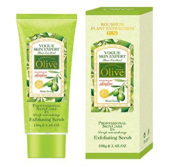 Olive Essence Exfoliating Gel 1