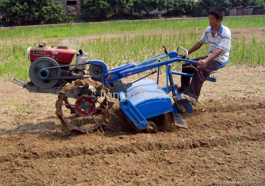 To Two Wheel Tractor Rototiller : Wheeled tractor hp pp pengpai china