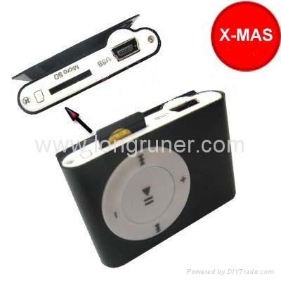 tf card mp3 player oem christmas gifts 1