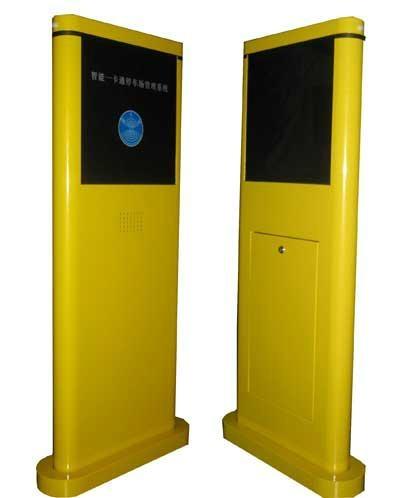 停車場設備刷卡機箱 2