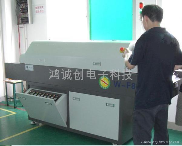 回風爐回流焊錫膏攪拌機UV機 2