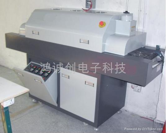 回風爐回流焊錫膏攪拌機UV機 4