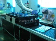 UV機回流焊機並線機
