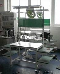 鋼結構工作桌
