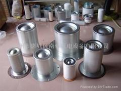 供应惠州螺杆式空压机油气分离器