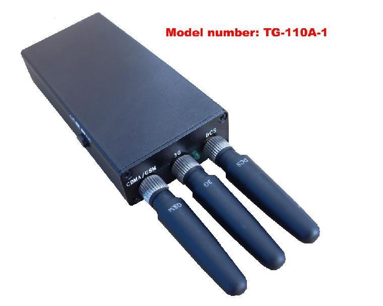 Build a cell phone jammer circuit - in car cell phone jammer