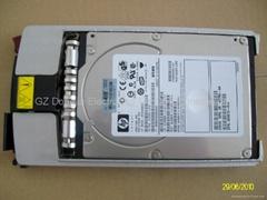 411089-B22 HP 300GB SCSI 15K server hdd