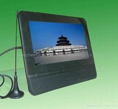 7''  digital photo frame with DVB-T(QYDP-708)