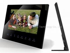 8'' digital photo frame with touch key(QYDP-802-1w)