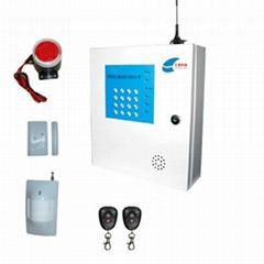 GSM基站環境監測防盜報警系統