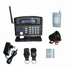 GSM家用商用防盜報警器