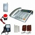 家用電話機防盜報警器/無線報警