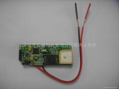 蓄電池GPS定位跟蹤防盜器