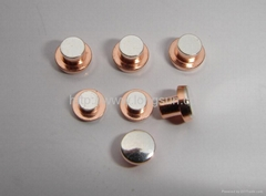 Electrical Contact/Rivet (Bi/Tri-metal)