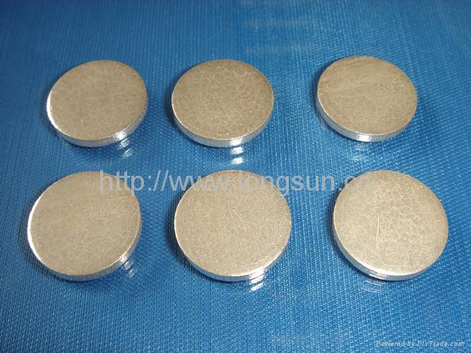 Powder Metallurgy Contact/Tip/Sheet 1