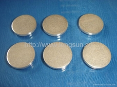 Powder Metallurgy Contact/Tip/Sheet