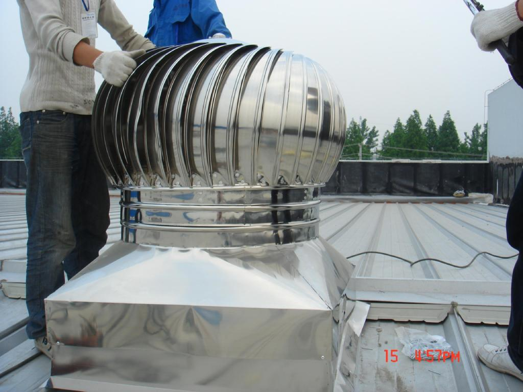 Turbine Roof Ventilators : Wind turbine ventilator ventilation tg china