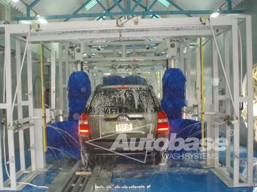 Tunnel car wash systems 1