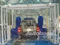 Tunnel car wash systems