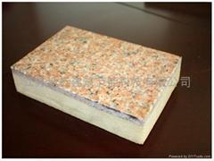 大理石保温装饰板