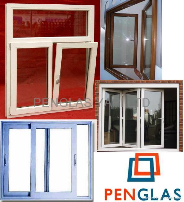 Pvc windows and doors schueco and all other turkish for Window and door company