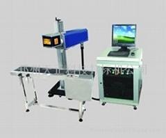 河南生产线激光喷码机