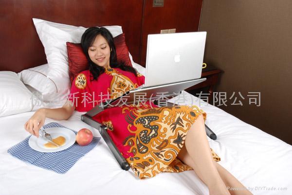 床上笔记本电脑桌 3