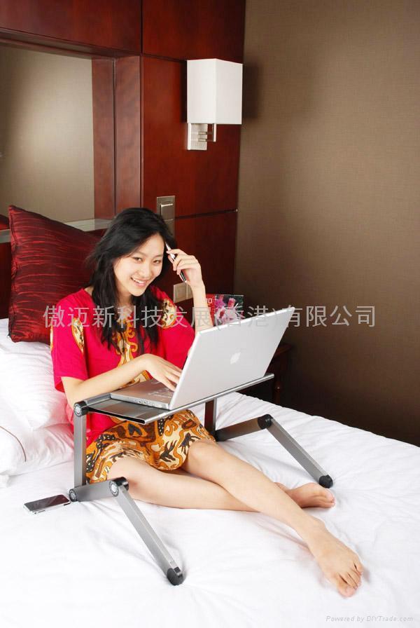 床上笔记本电脑桌 4