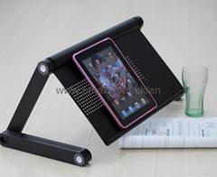 筆記本電腦桌,ipad 支架