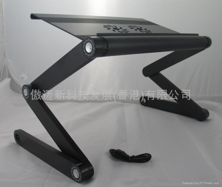 床上折叠电脑桌 1