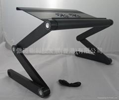 床上折叠电脑桌