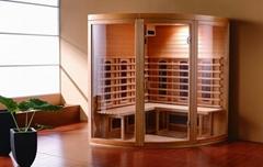 Board heater suana room
