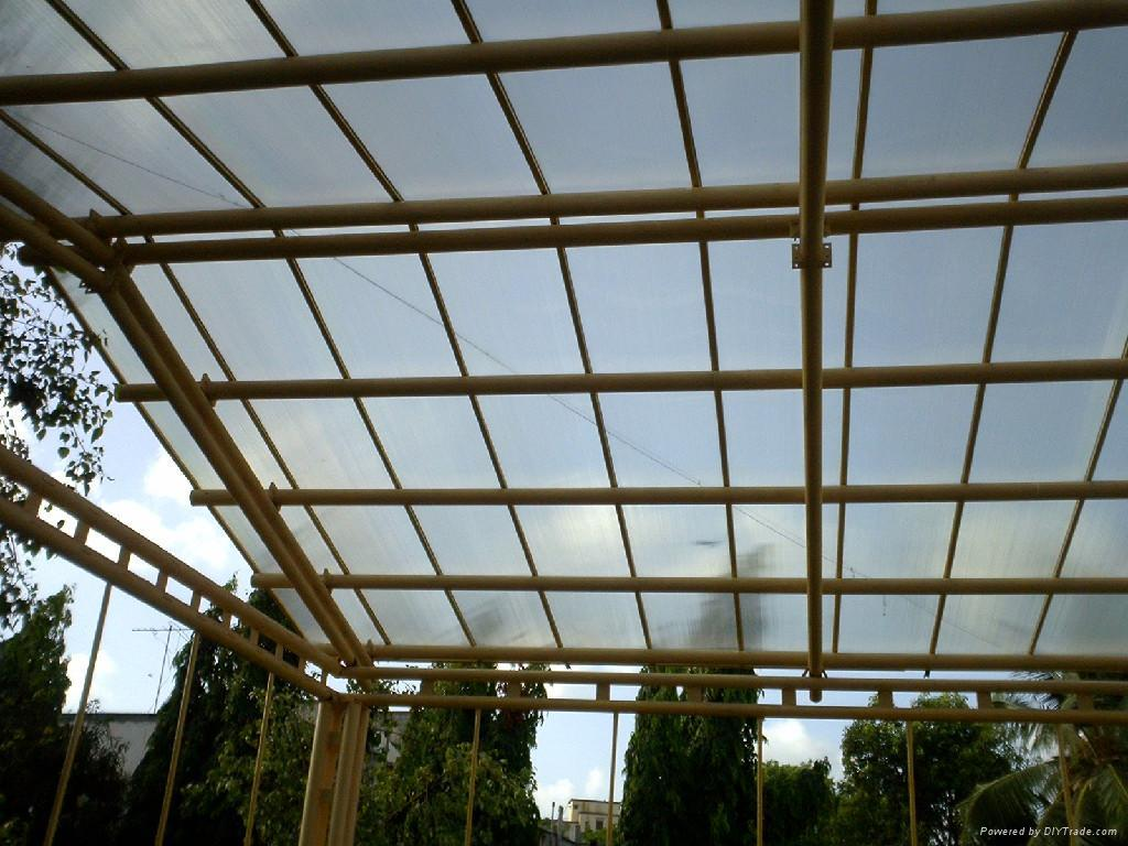 ISO 9001 approved polycarbonate sheet 1