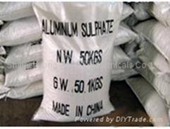 Aluminum Sulphate15.8%17%