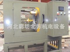 pvc管材纏膜包裝機