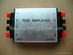 RGB LED controller Amplifier